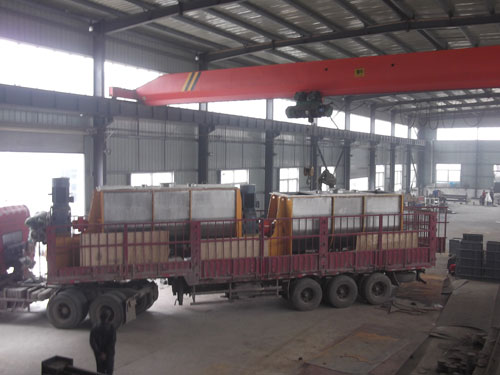 Mingyang Machinery Delivery Site